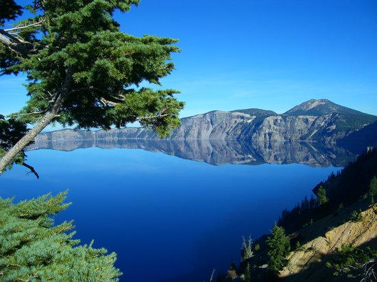 Национальный парк Кратер-Лейк, Орегон: Crater Lake - Summer