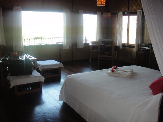 Inle Princess Resort: Schlafzimmer