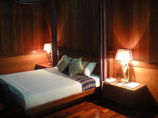 Rupar Mandalar Resort : Zimmer
