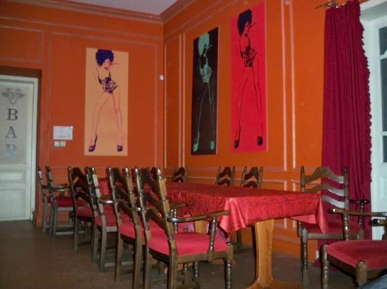 Riga Backpackers Hostel : Aufenthaltsraum