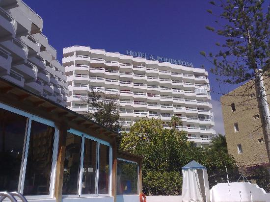 Hotel Ocean Ponderosa: Hotel