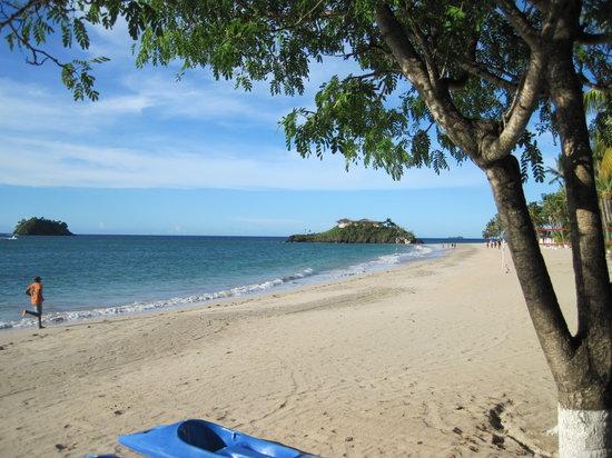 Andilana Beach Resort : la spiaggia del villaggio
