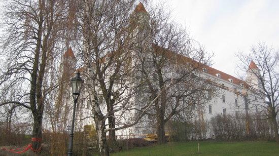 Bratislava, Slovakia: il castello