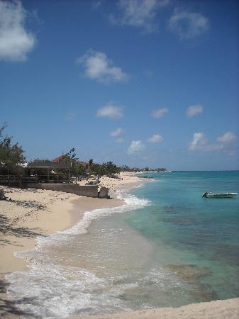 Grand Turk: beach