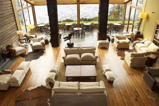 Hotel Cumbres Puerto Varas: Lobby Principal