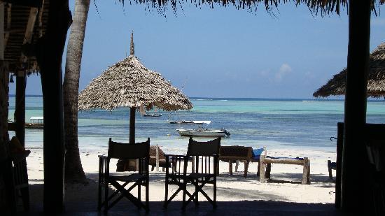 Veraclub Zanzibar Village: vista della spiaggia