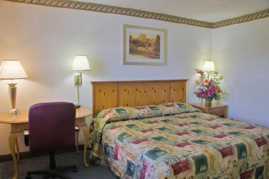 Americas Best Value Inn and Suites Farmington: Standard King