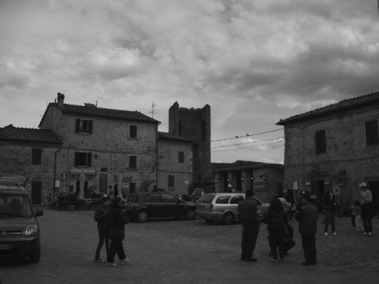 Monteriggioni, Italia: Monteriggione