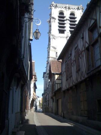 Troyes, France : IPhone 039