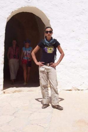 Matmata, Tunisia: Troglodyte House