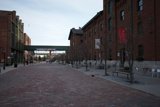 Distillery Historic District: The Distillery District