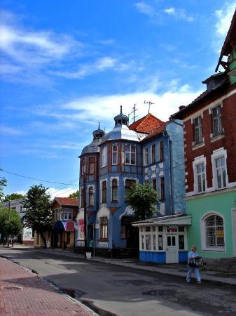 Kaliningrad, Russland: Зеленоградск