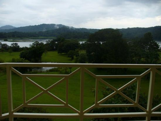 Gamboa Rainforest Resort: My view at Gamboa