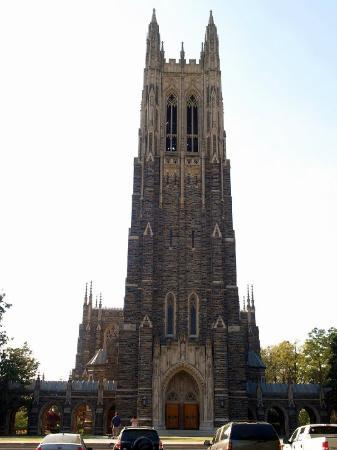 Durham, Carolina del Nord: Duke University, NC