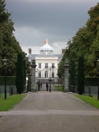 The Hague, The Netherlands: Queens Palace