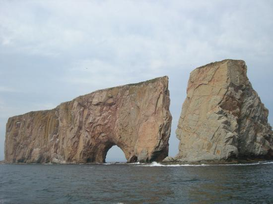 Perce, Kanada: Rocher-Percé
