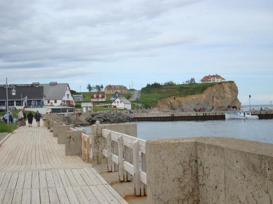 Perce, Kanada: Percé