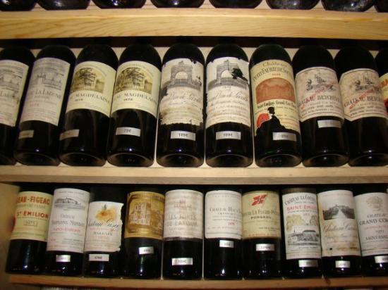 Vino De Bordeaux De Mi A U00f1o