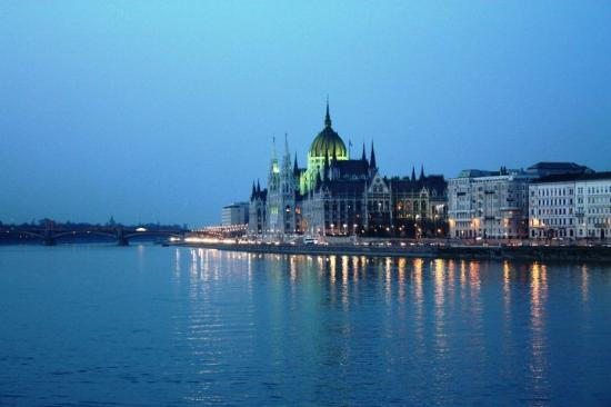 Budapeste - O Parlamento (24852888)