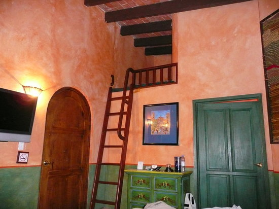 Casa Puesta Del Sol: Room