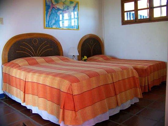 La Posada de Dona Romelia: Rooms