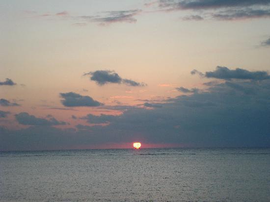 Casa Caracola: sunrise