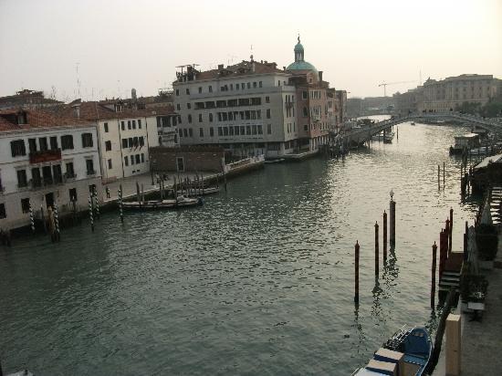 Hotel Continental Venice: esta era a vista do nosso apartamento