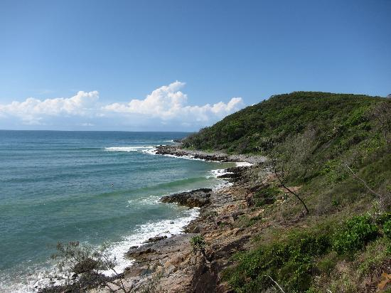 Dolphin Point, Noosa Nat. Park