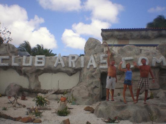 Club Arias B&B: We will return