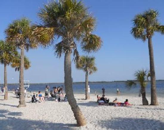 Spring Hill, Flórida: Pine Island Beach