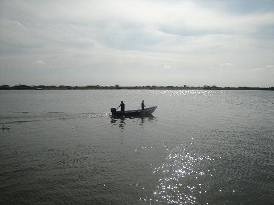Tlacotalpan, เม็กซิโก: ATARDECER EN EL PAPALOAPAN