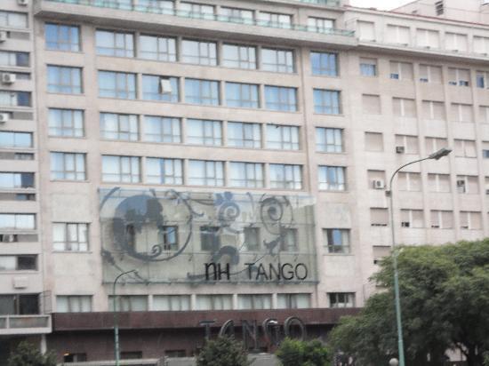 NH Buenos Aires Tango: Vista desde el obelisco