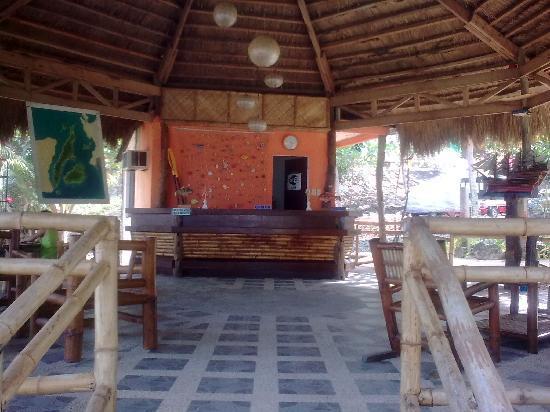 Cebu Club Fort Med Resort: Reception Area