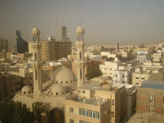 Al Nimran Hotel : View From Window