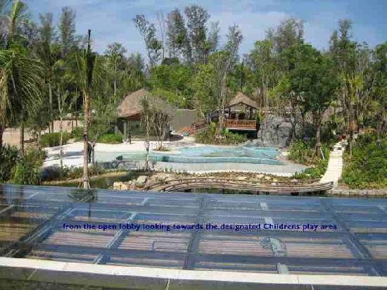 Renaissance Phuket Resort & Spa: the area for the children