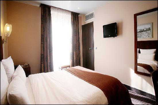 Grand Hotel Francais: standard room