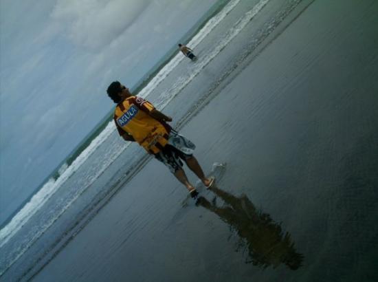 Bilde fra Jaco Beach