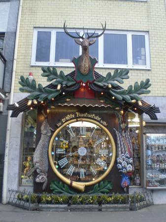 Wiesbaden, ألمانيا: IL PIù GROSSO QUQU DEL MONDO