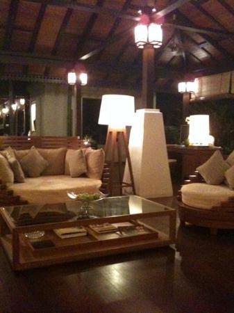 Lumut, Malezja: 綠中海大廳