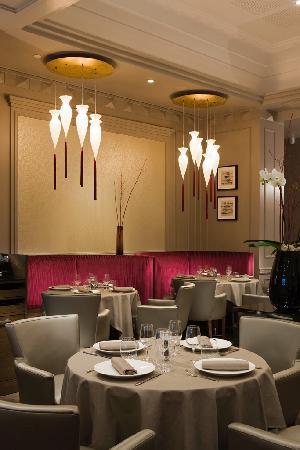 Paris Marriott Opera Ambassador Hotel : Restaurant 16 Haussmann (renovated in 2009)