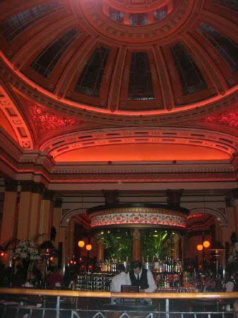 Grill Room Dome Edinburgh Menu