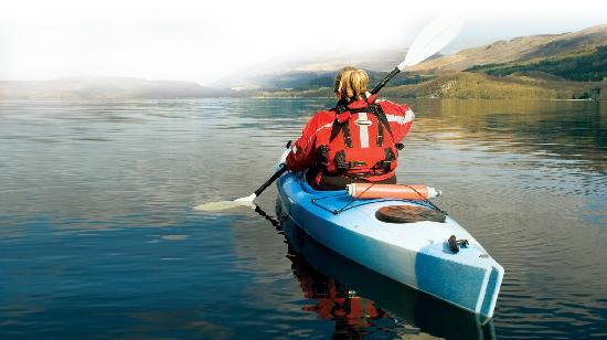 Kayaking Activity at the Mulranny Park Hotel