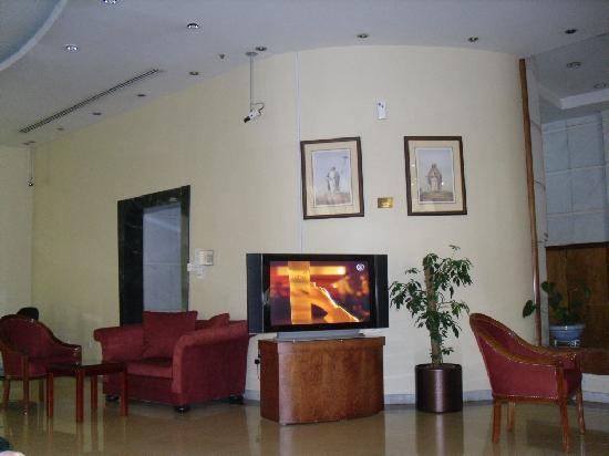 Lavender Hotel Dubai: the hall
