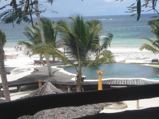 Waterlovers Beach Resort: view from the room