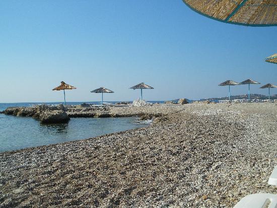 Petrothalassa, Grèce : La spiaggia