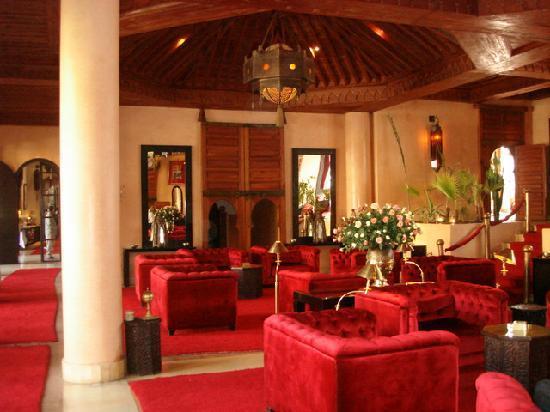 Les Jardins de La Koutoubia: Lobby