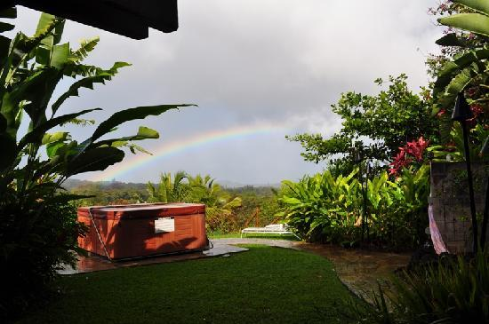 Maui Tradewinds: this rainbow was one of the beautiful surprises