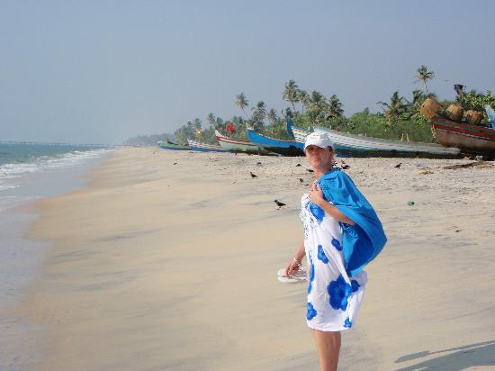 Kadalamma Beach Homestay: The Beach
