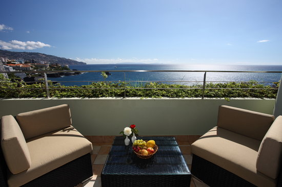 Madeira Regency Cliff: Suite Balcony