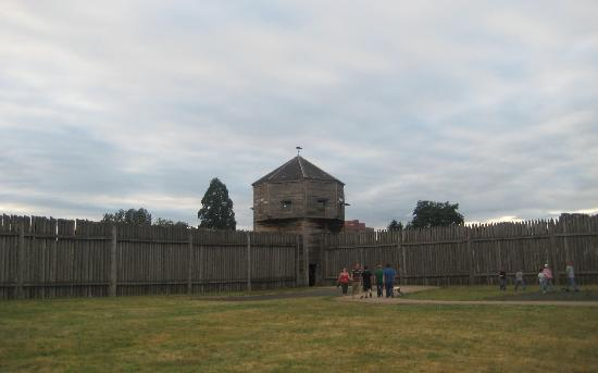 Fort Vancouver National Historic Site: Fort Vancouver